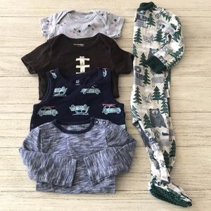 Baby boy 6-9 month and 6-12 month bundle